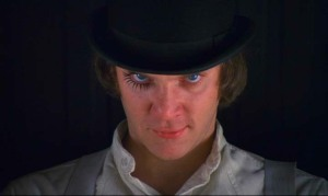 Alex i filmen A Clockwork Orange